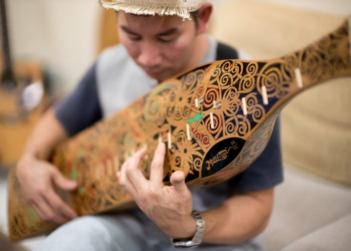 Story of a Sape Maker - Matt Linggi