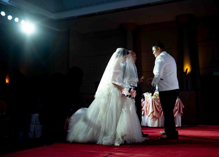 Truly Sarawakian Wedding: Dominic & Ernie