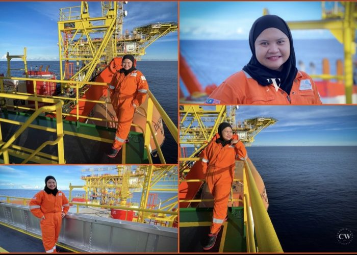 A Rose Among The Thorns: Offshore Lady's Story
